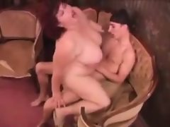 Mature bbw getting fucked by a thief