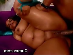Giant black ass ghetto slut fucked