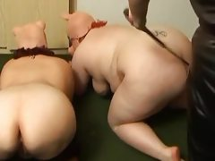 Fat spanish bitches pounded hard by..