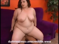 Bbw riding reverse cowgirl compilation
