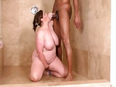 Shower clogger lisa sparxxx