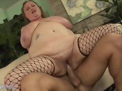 Cock hungry bbw sienna hills gets her..