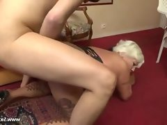 Joyce a french bbw mature who l