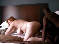 Wife trying black cock for husband