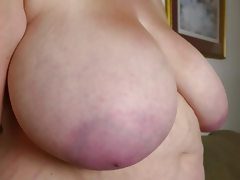 Big tit bbw jerk off challenge black..
