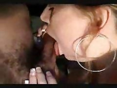 Black pimp has sex with hooker in..