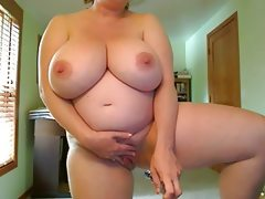 Pregnant women with big tits fucks..