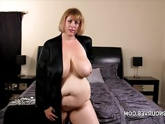 Bbw lila lovely
